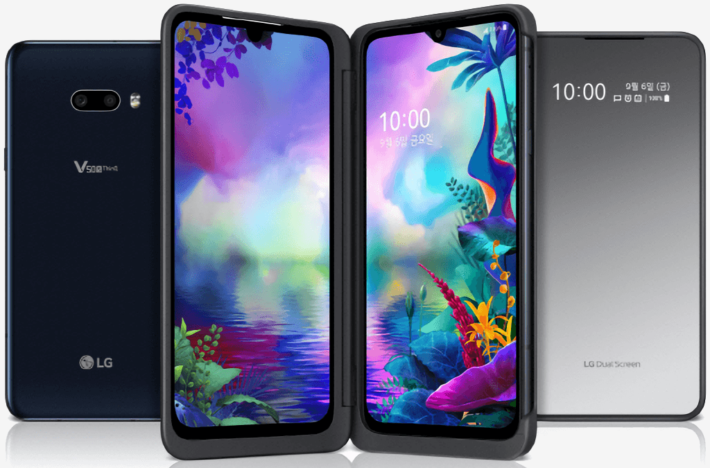 LG's G8X ThinQ offers a dual screen experience without foldable tech