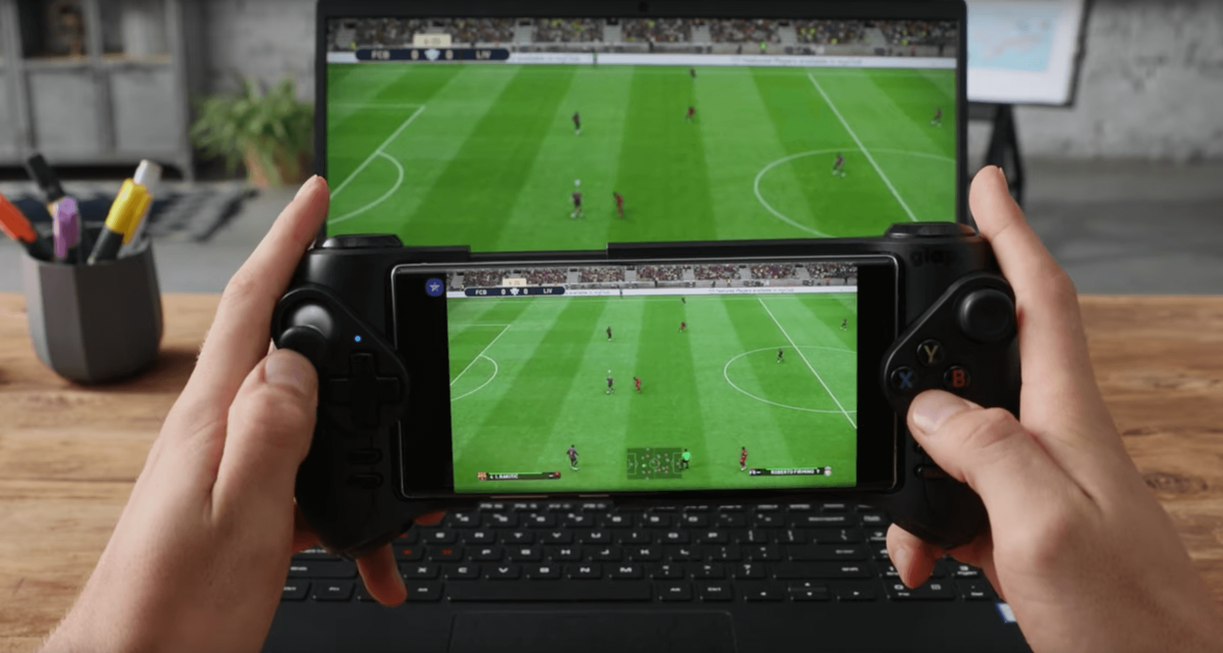 Samsung's PlayGalaxy beta streams games from your PC to your