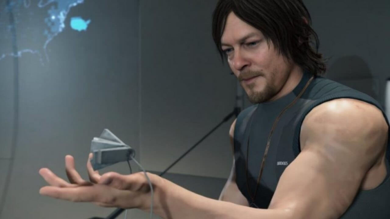 Death Stranding story trailer and gameplay footage appear at TGS 2019