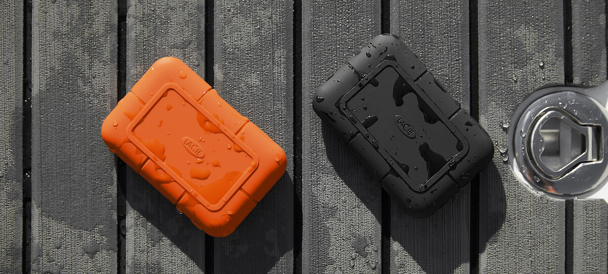LaCie announces three new Rugged SSDs for professionals as it celebrates 30 years in the industry