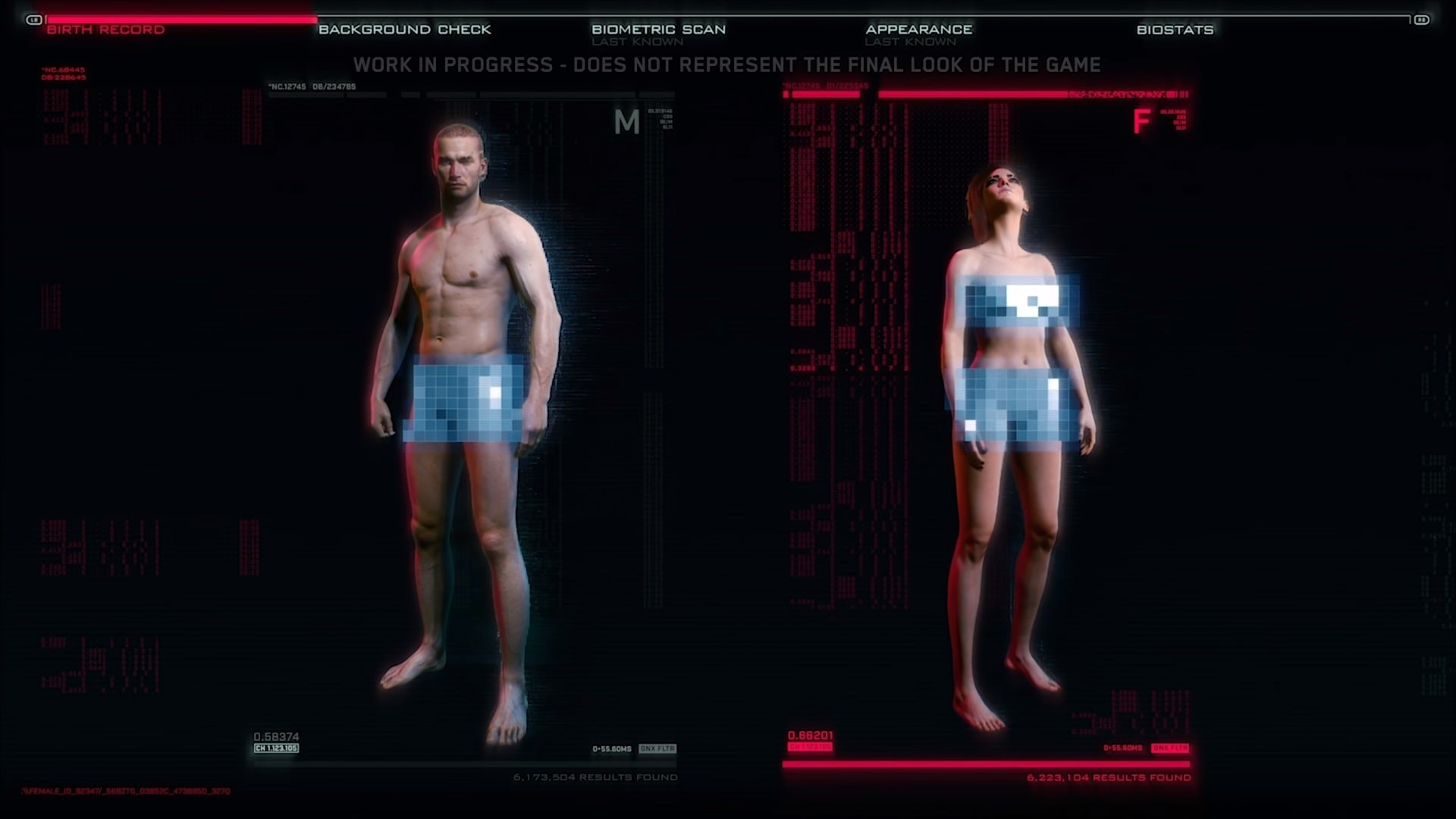 NPCs won't refer to you by gender in Cyberpunk 2077