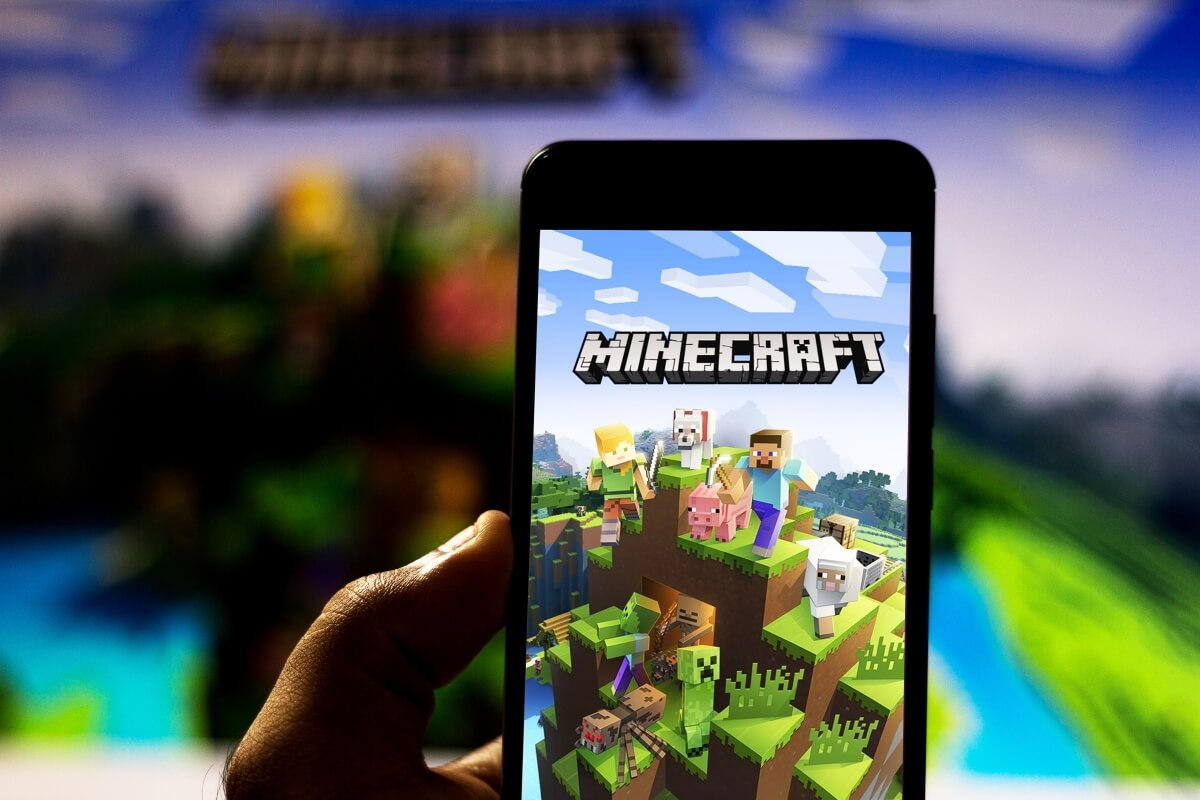 Minecraft now has 112 million monthly players and growing