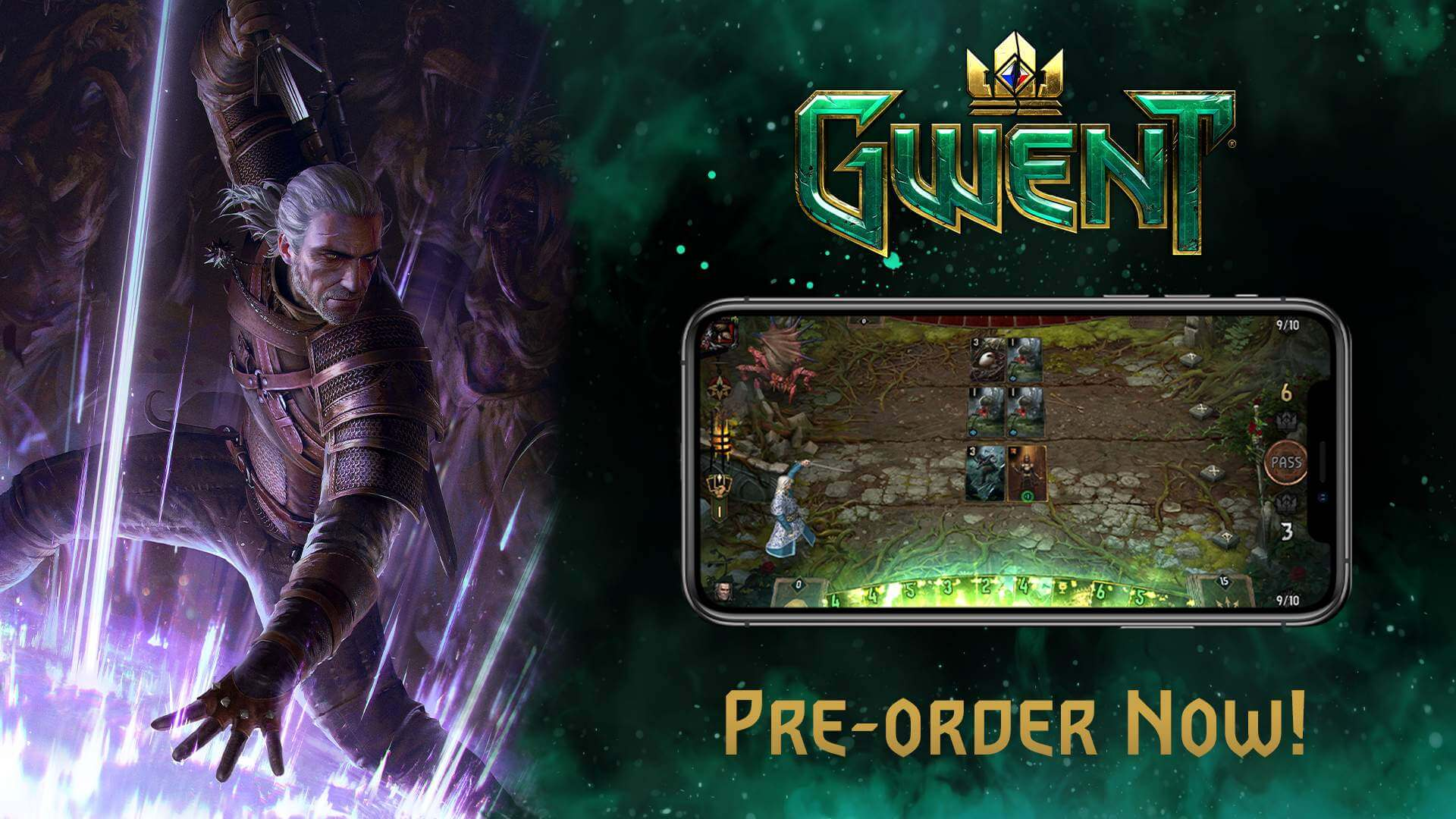Gwent is coming to iOS next month