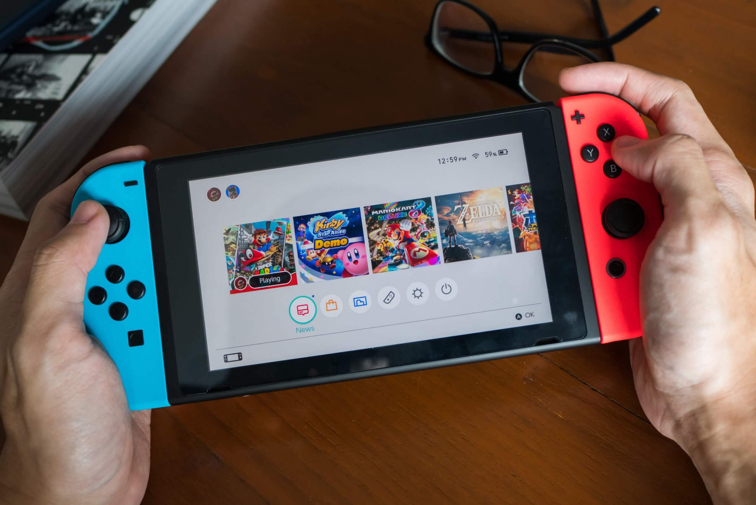 Switch gamers love bargain bin games and so do developers