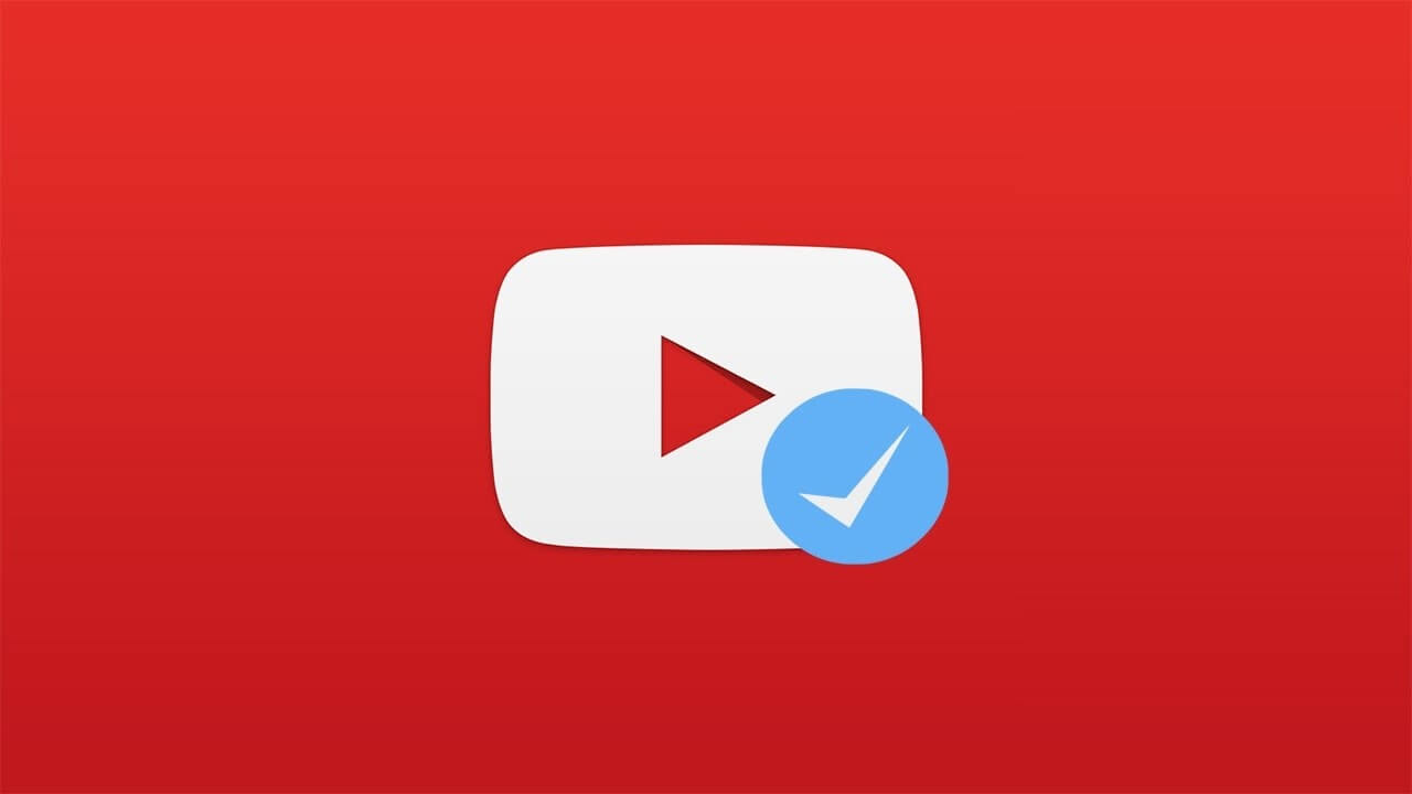 YouTube revamps channel verification process