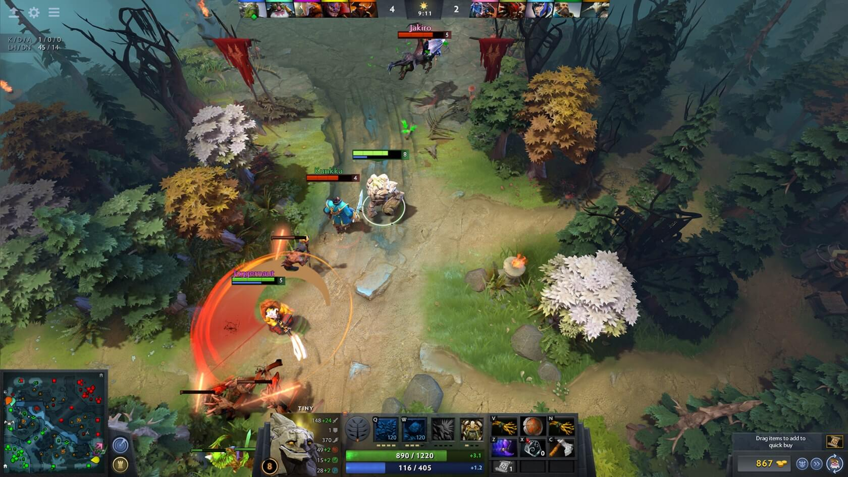 Valve is reportedly slapping misbehaving DOTA 2 players with 19-year bans