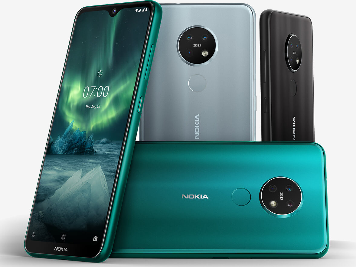 Nokia 7.2 lands in the US on September 30, up for pre-order now