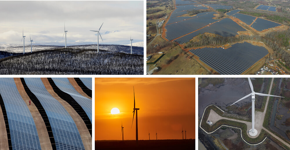 Google plans to spend over $2 billion on renewable energy infrastructure