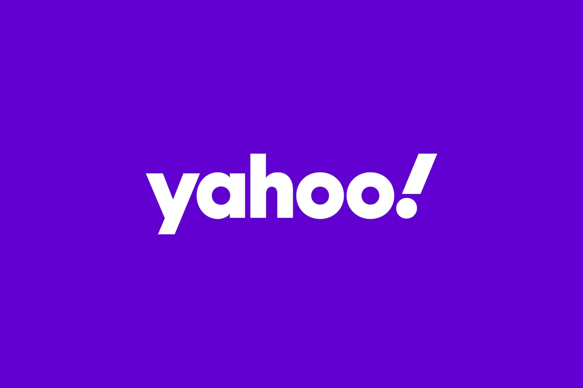 Yahoo updates logo for the second time in 25 years