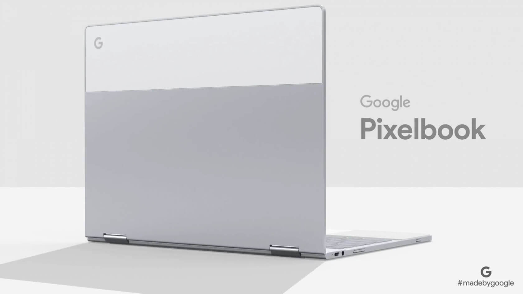 Google's next laptop is reportedly the 4K Pixelbook Go