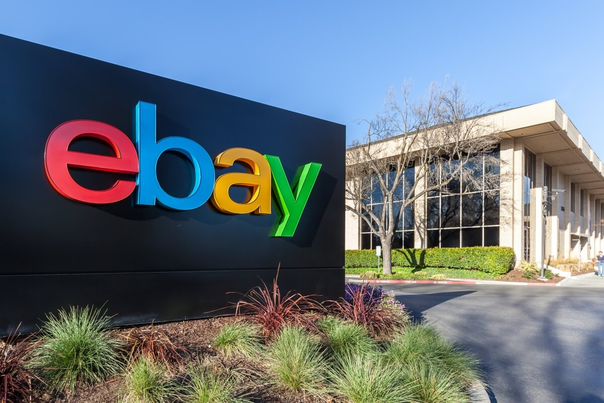 eBay chief steps down after four years at the helm