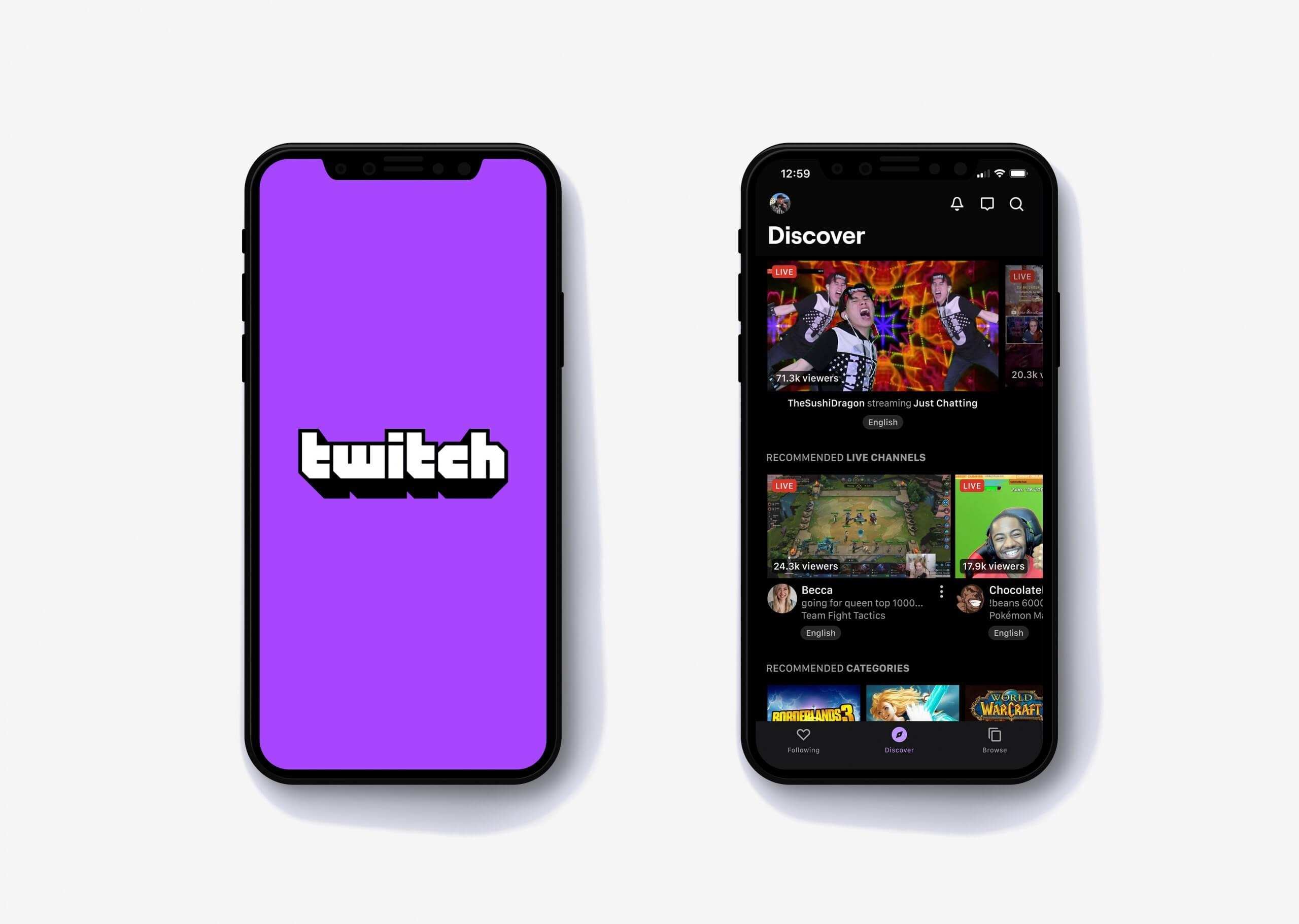 Twitch overhauls its look in the run-up to TwitchCon
