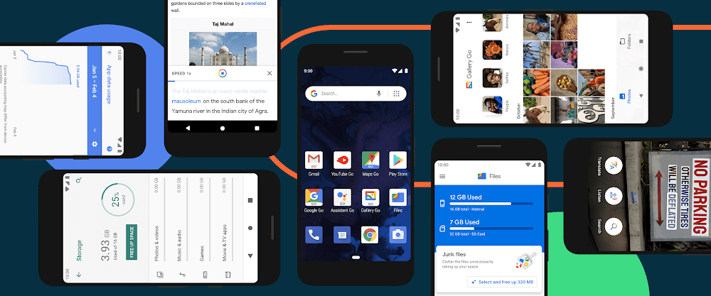 Google releases Android 10 Go edition for entry-level smartphones