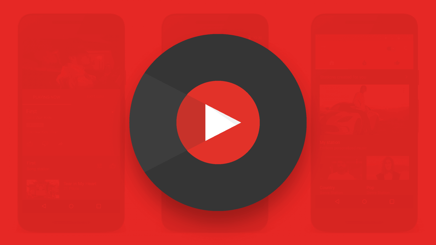 YouTube Music will come preinstalled on all new Android 10 devices
