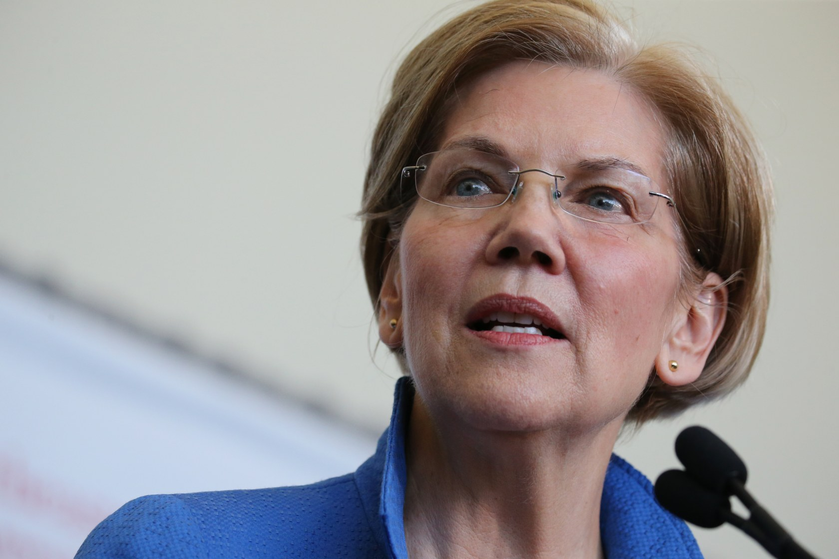 Warren leads Biden in new Quinnipiac poll