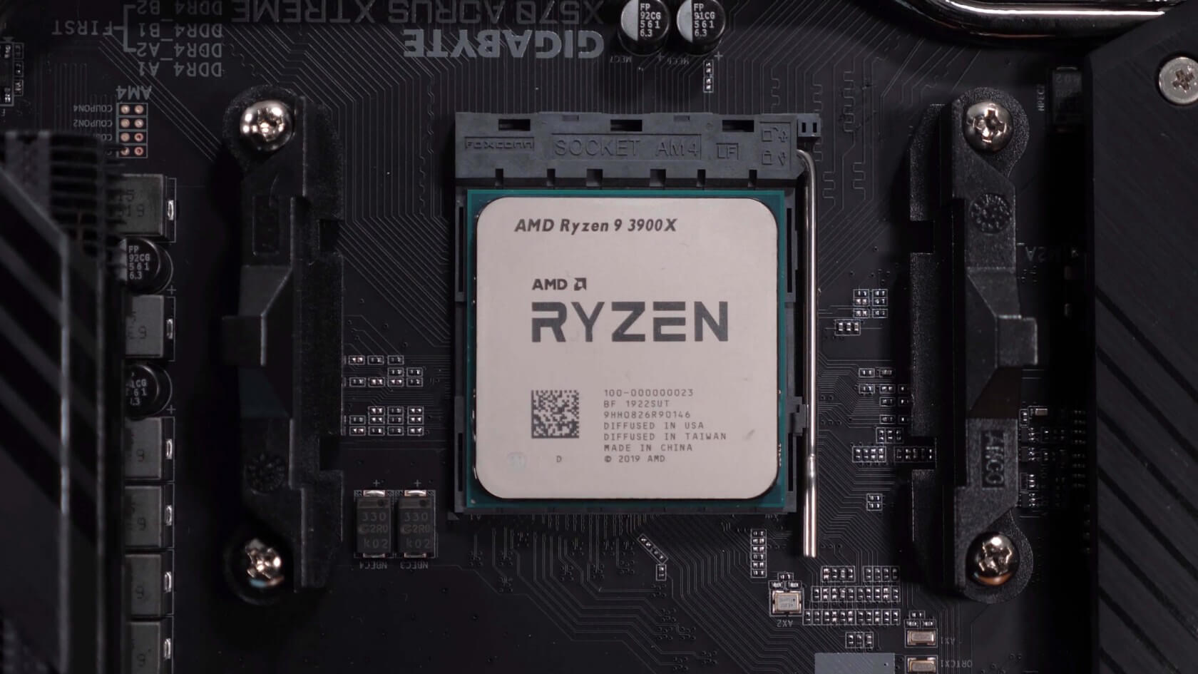AMD's Ryzen 9 3900X is going for as much as $800 amid supply issues