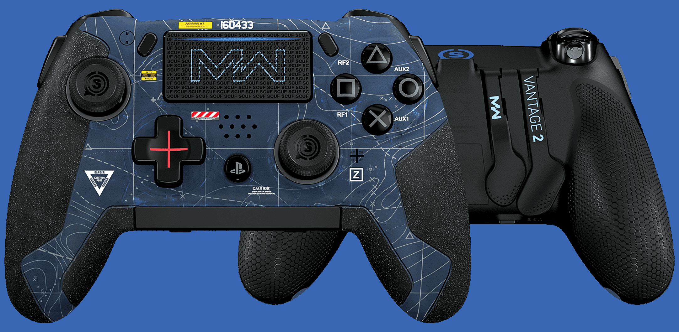 Scuf redesigned the Vantage PlayStation 4 controller for an October release