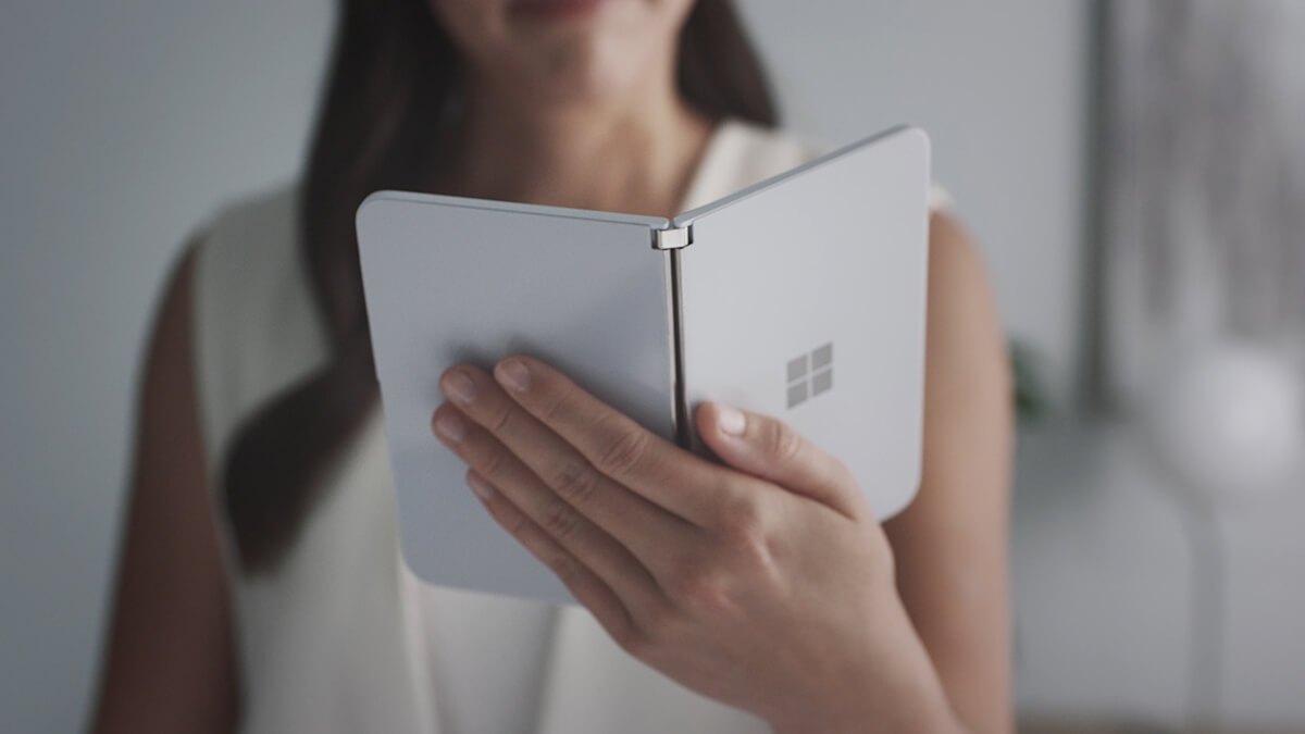 Microsoft's Surface Duo could launch in three weeks