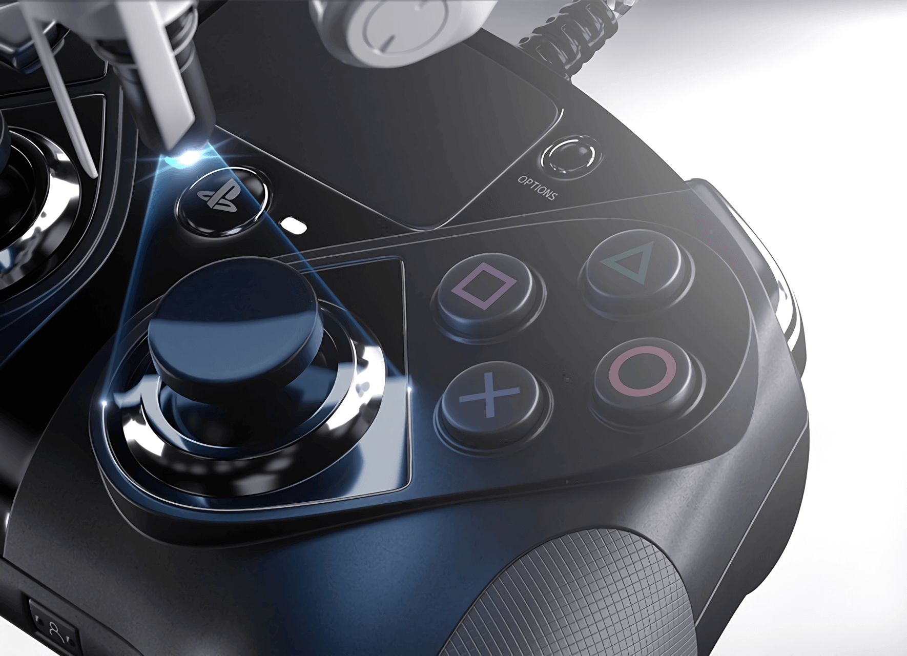 Thrustmaster's eSwap Pro modular PS4 controller has swappable parts