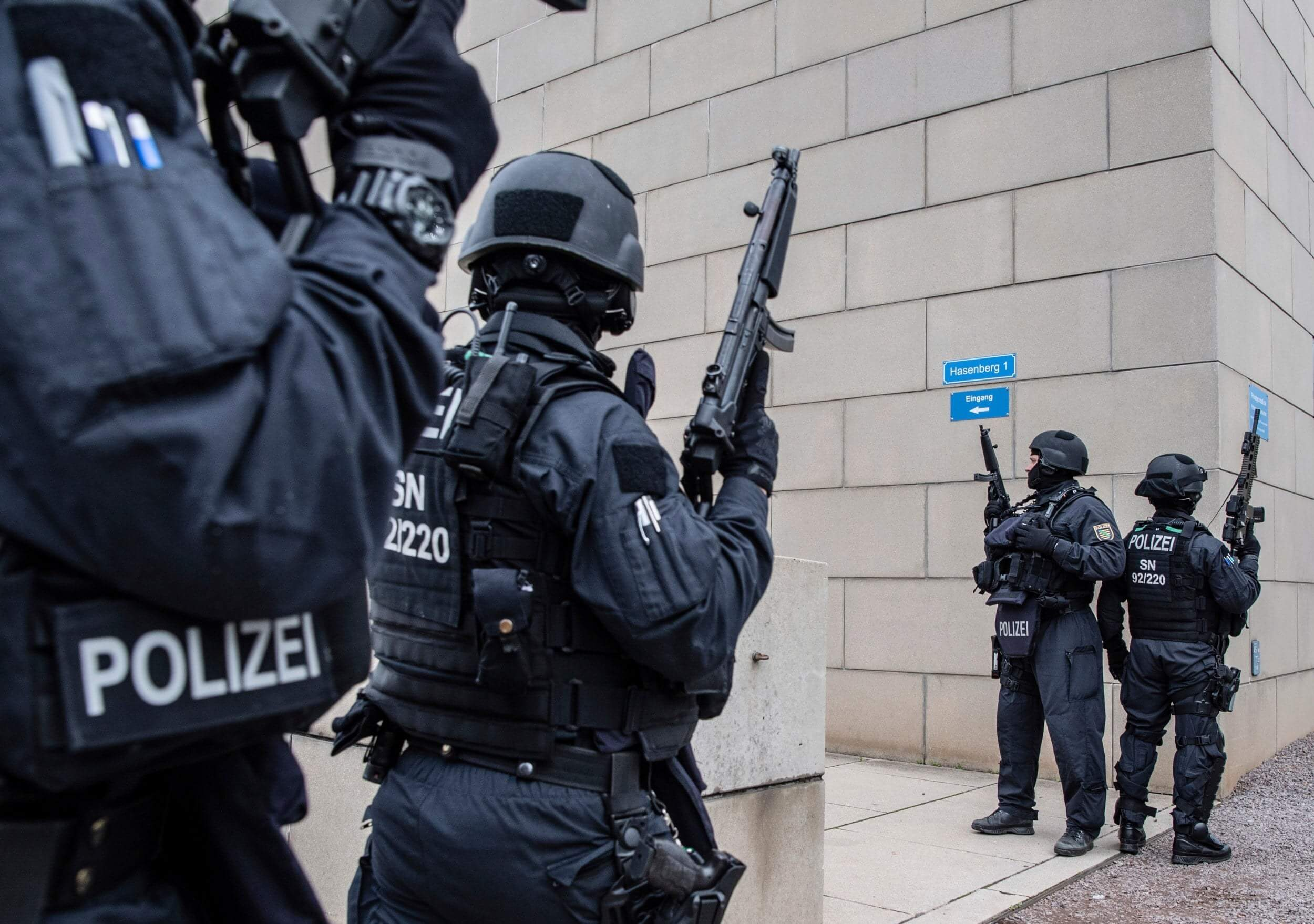 Germany shooter livestreamed attack on Twitch