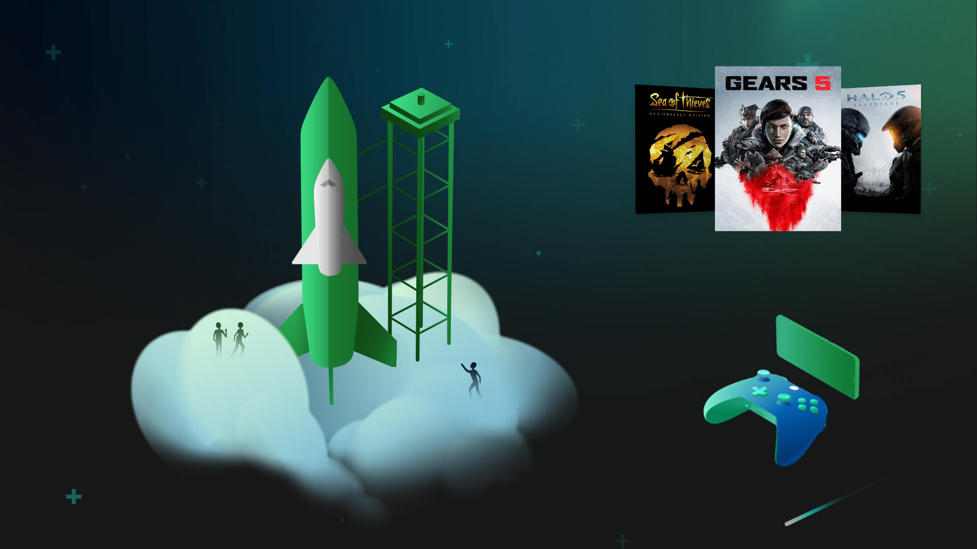 Microsoft's xCloud game streaming preview goes live with free access to four games
