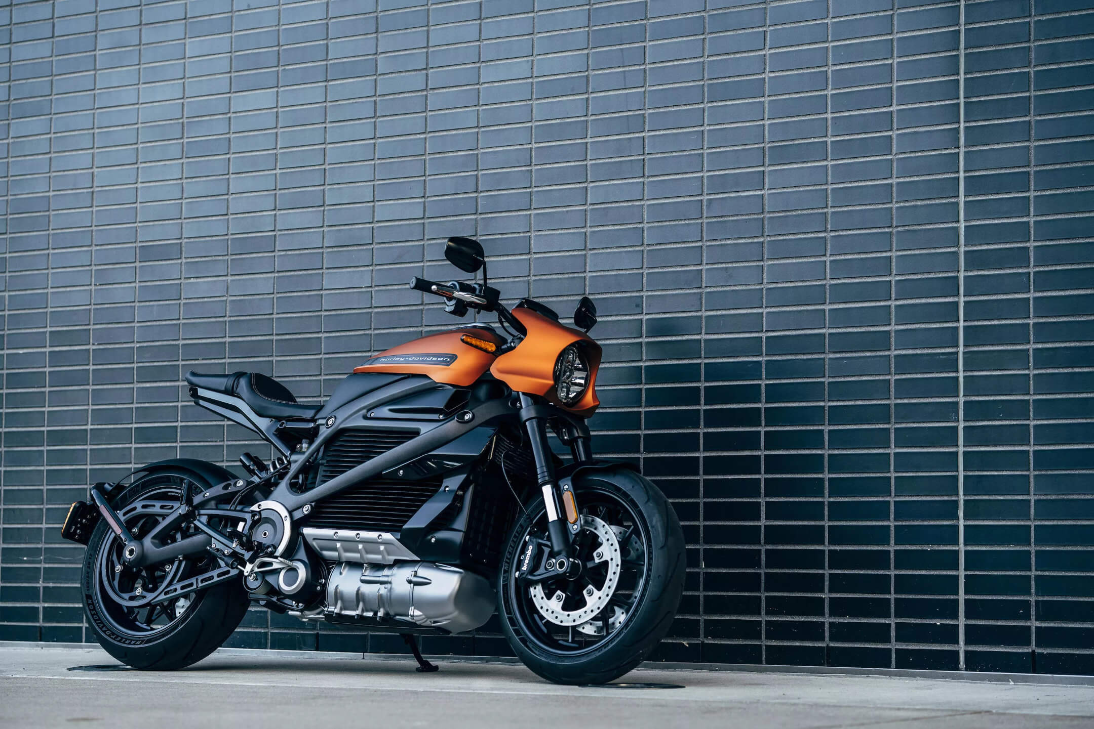 Harley-Davidson suspends production of its first-ever electric motorcycle