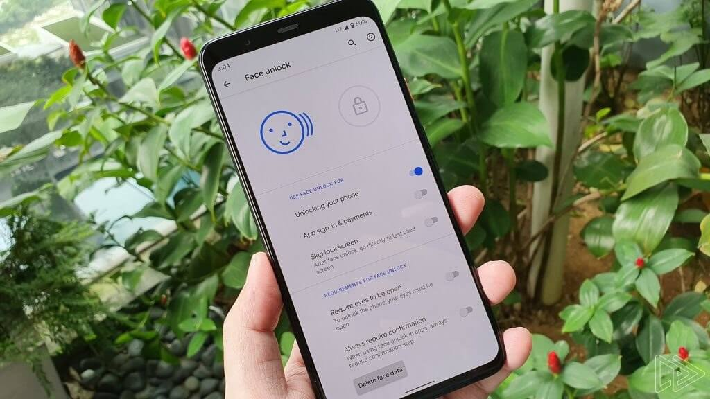 Image result for google pixel face unlock issue