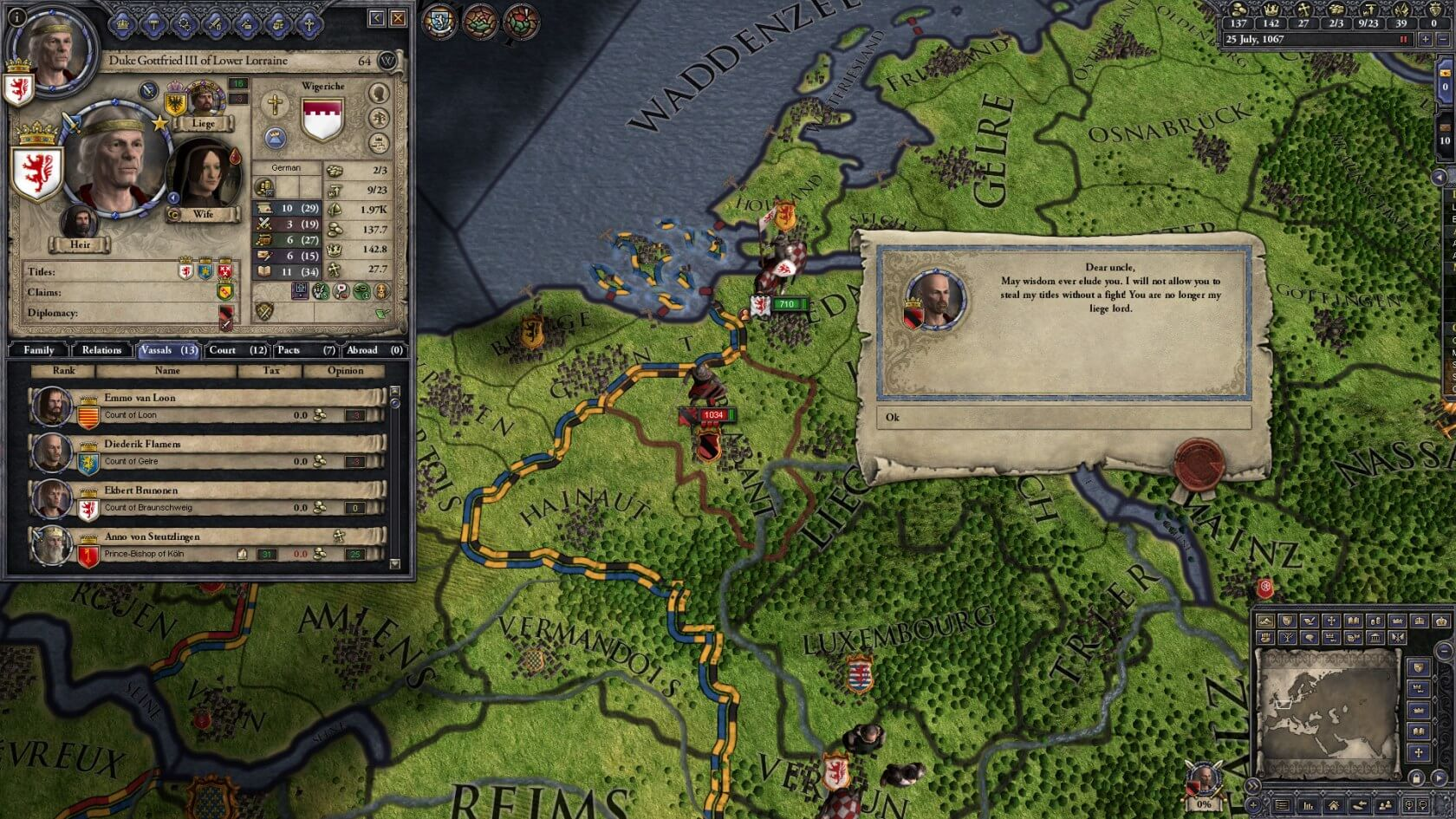 Crusader Kings 2 is free to keep on Steam
