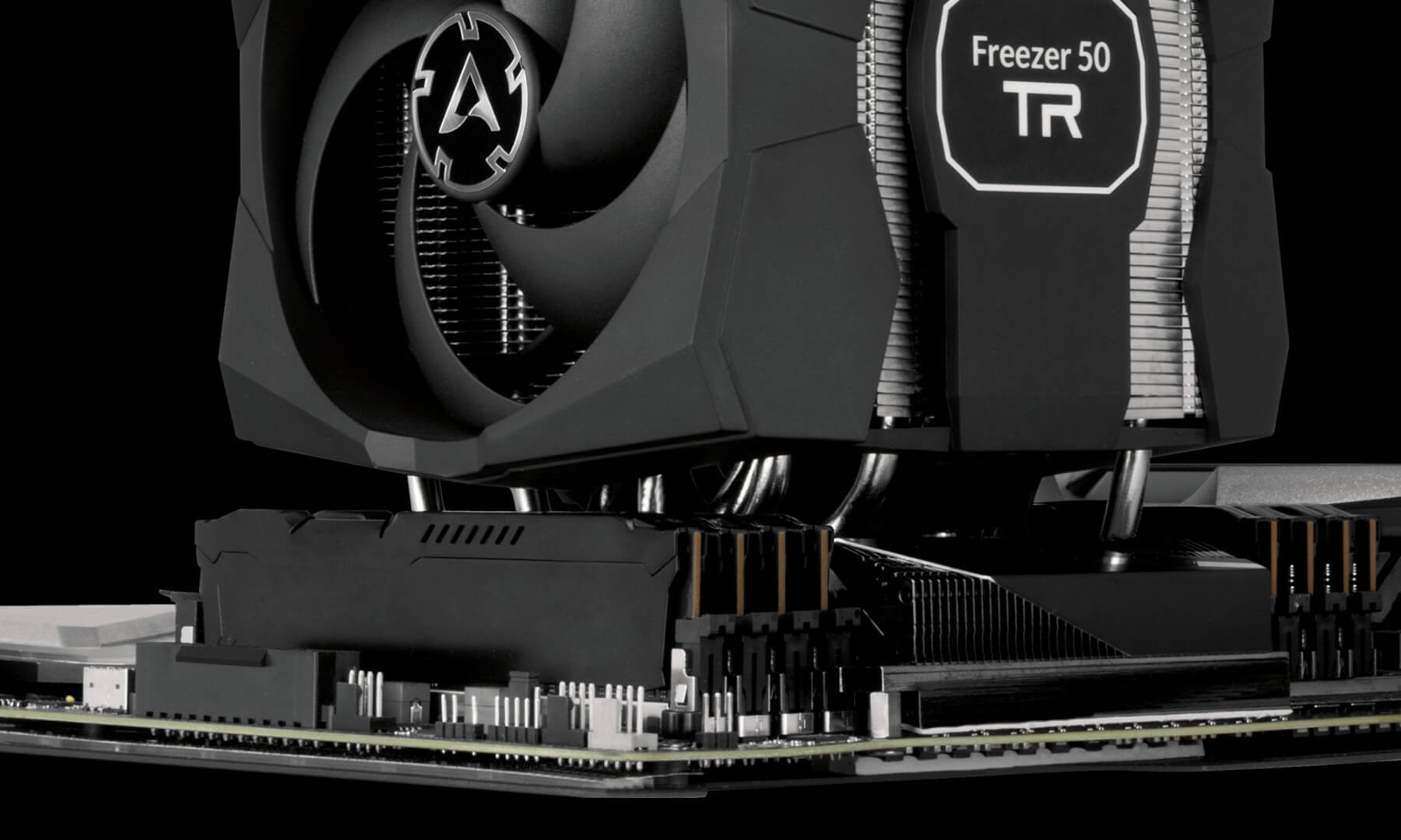 Arctic's Freezer 50 TR is here to cool your Threadripper cores
