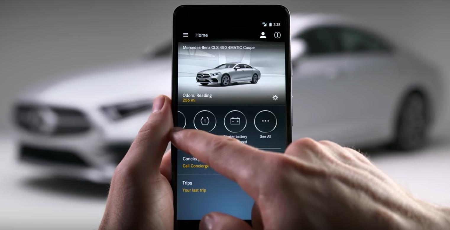 Bug in Mercedes-Benz app leaked car owners' data to other users