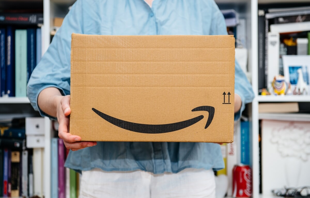 Amazon dinged in after-hours trading as heavy shipping investments continue
