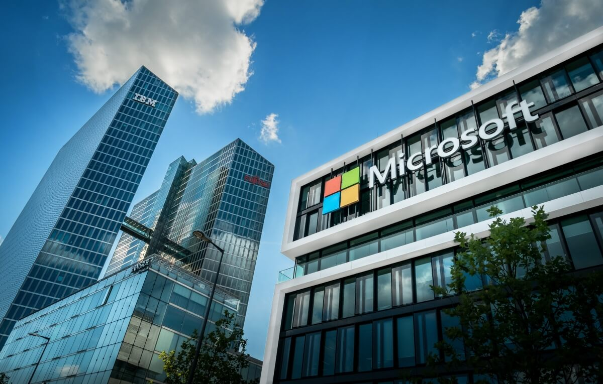 Microsoft reports solid quarterly earnings that beat estimates in nearly every category