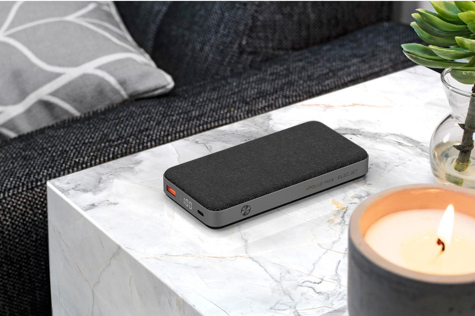 This 10,000mAh power bank claims it can recharge in just 19 minutes