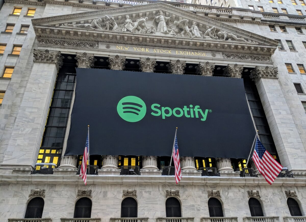 Spotify's strong Q3 performance pumps up stock in early-morning trading