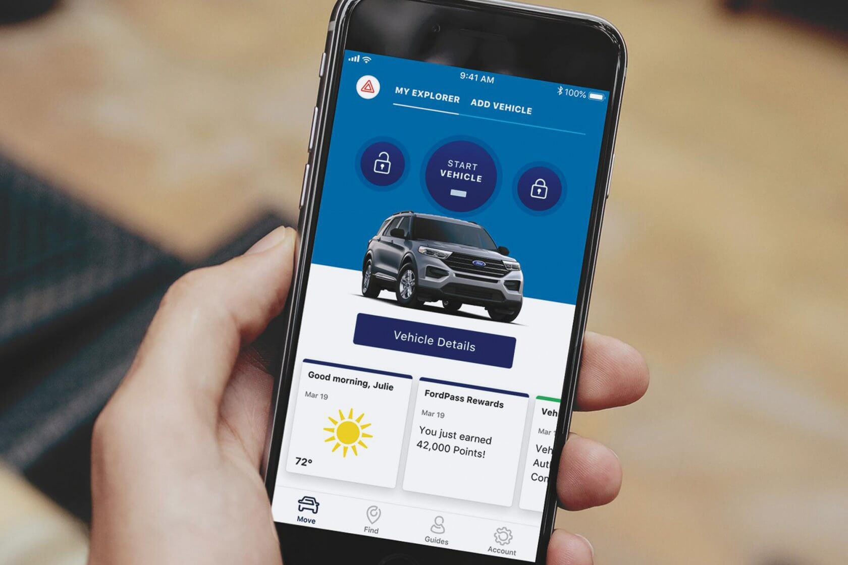 Man is still able to remotely control Ford rental five months after returning it