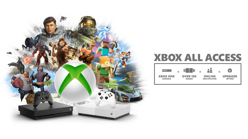 Microsoft relaunches Xbox All Access program with a new upgrade option for Project Scarlett