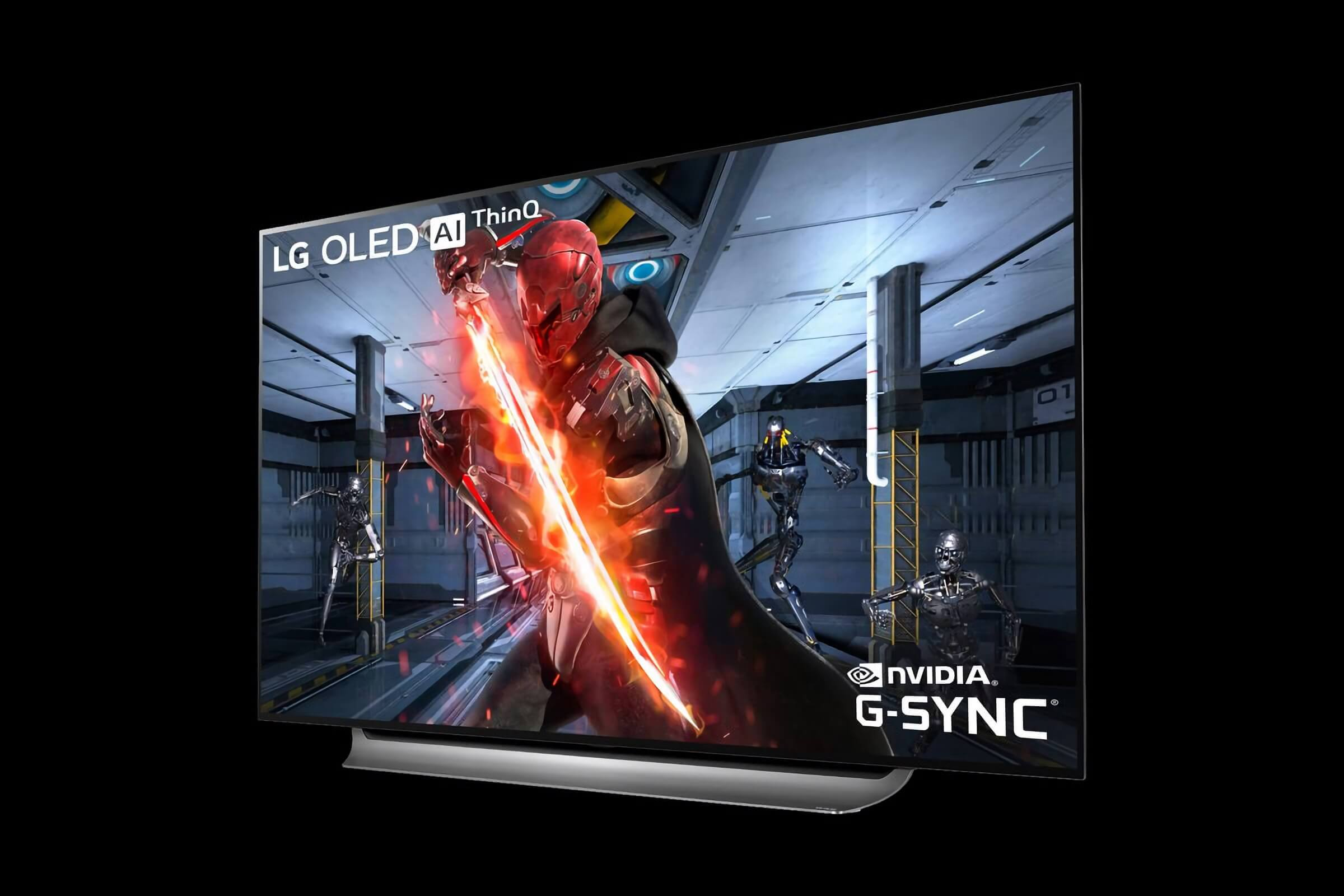 LG OLED TVs Get Nvidia G-Sync Gaming Update