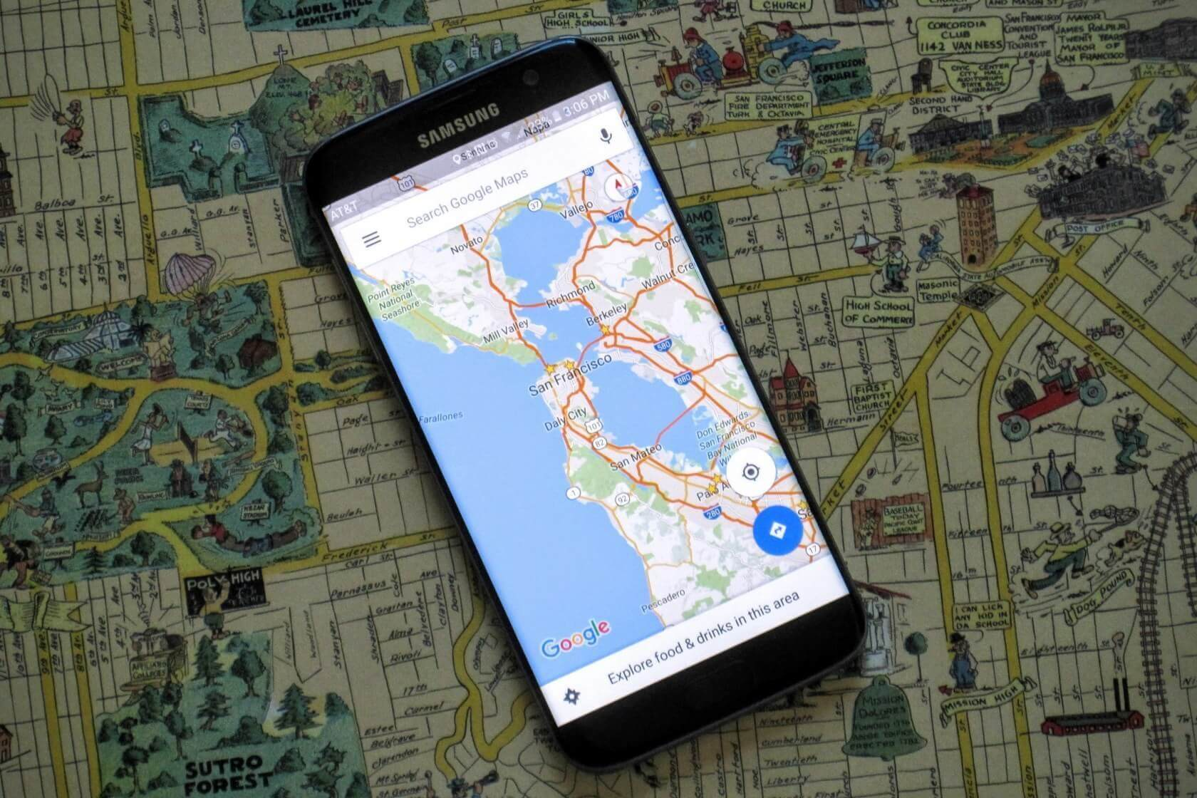 Google Maps incognito mode starts public roll out