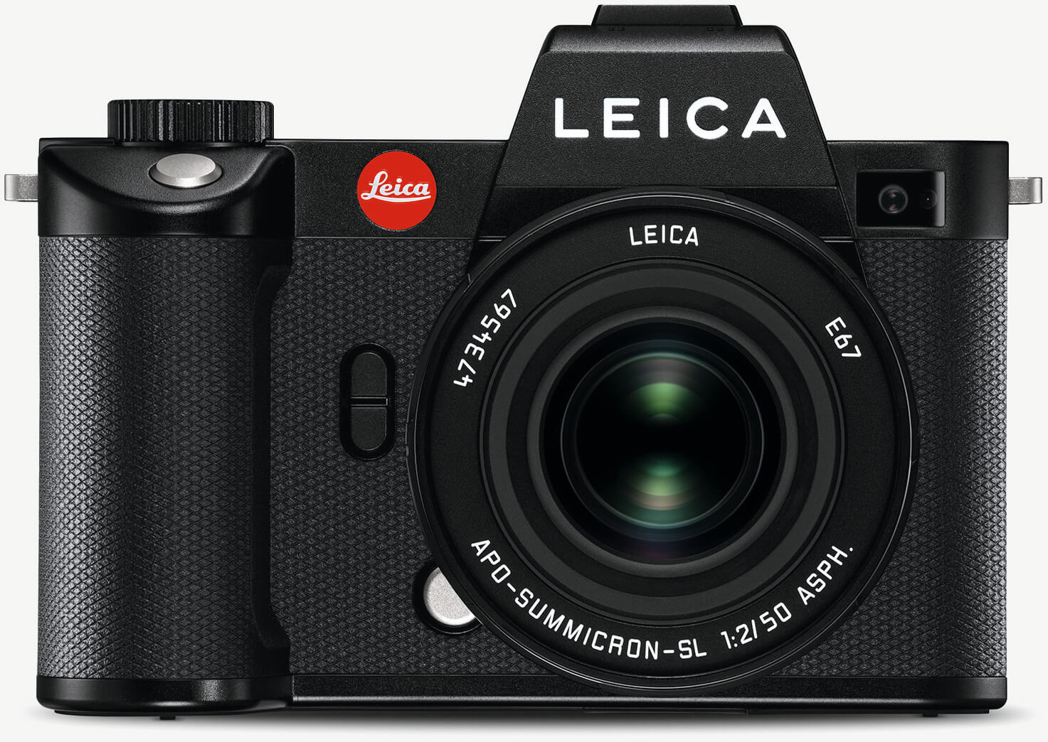 Leica announces SL2 full-frame mirrorless camera with suspended sensor