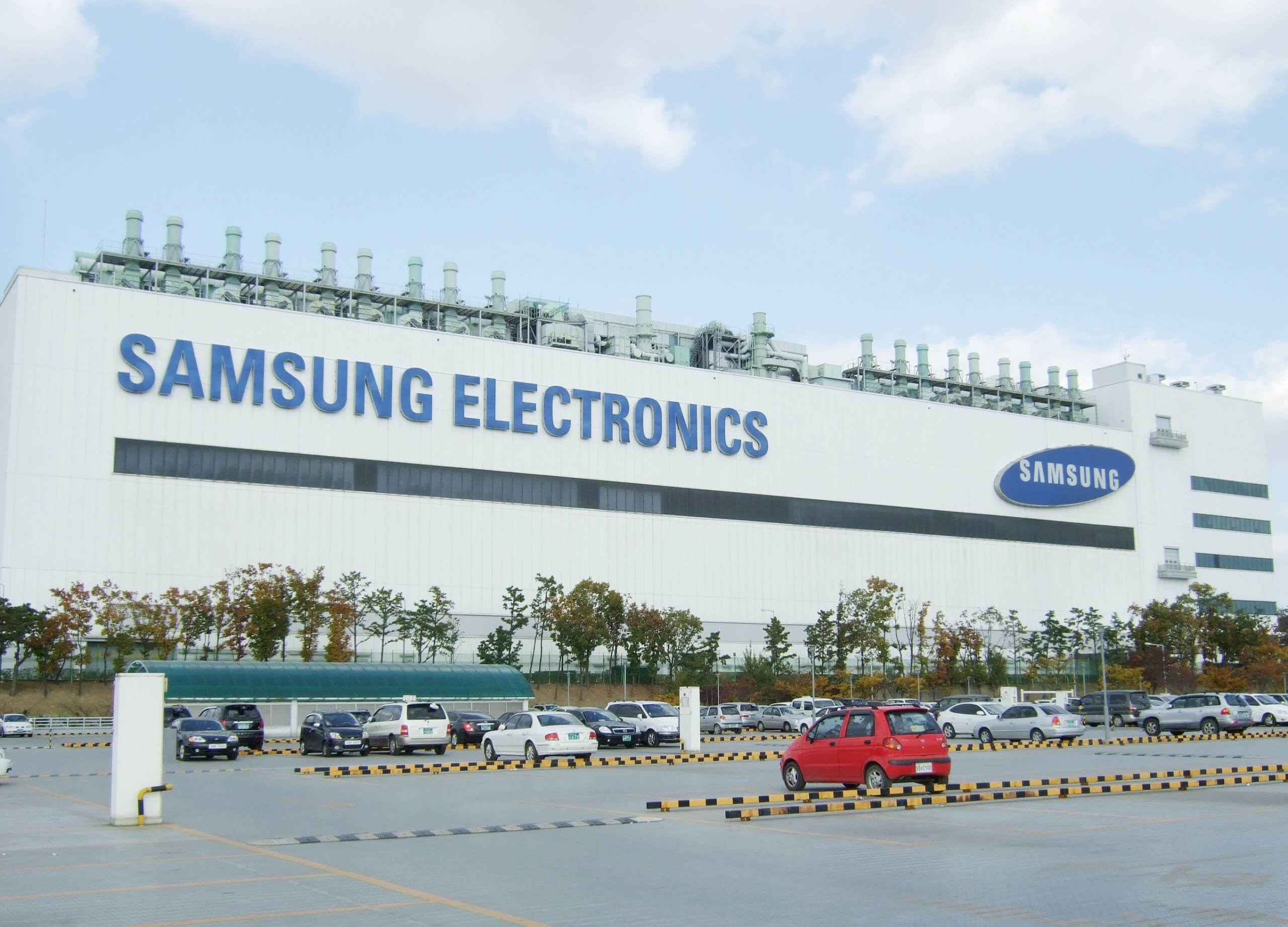 Samsung ahead of TSMC as world's leading wafer manufacturer