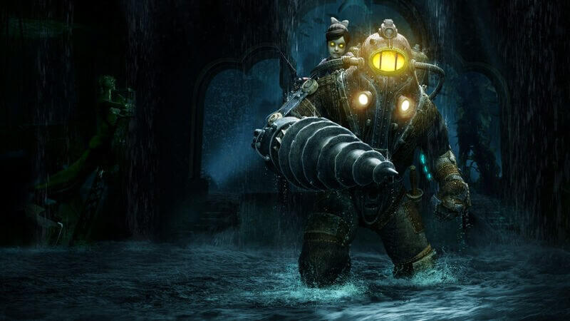2K Games Opens New Studio to Develop the Next BioShock Entry