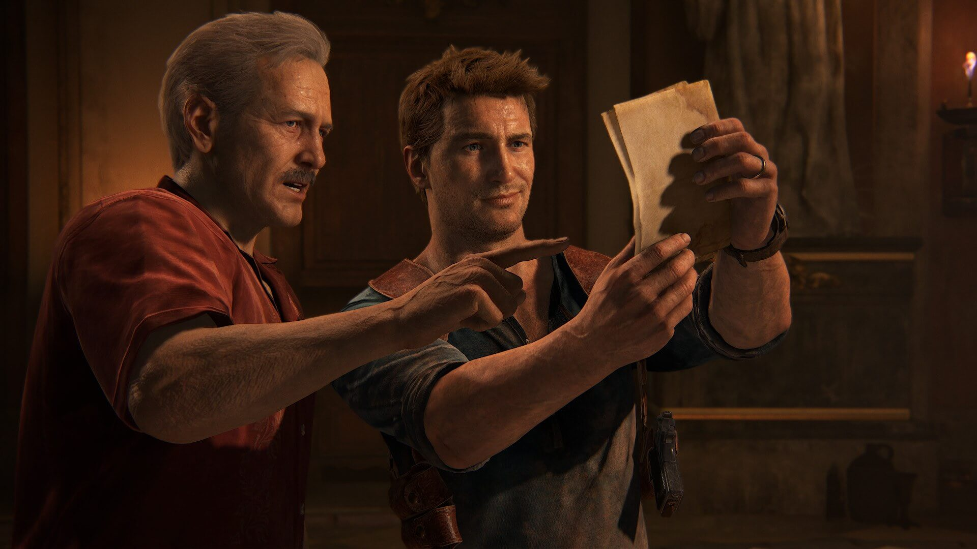 Mark Wahlberg set to play Sully in Uncharted movie