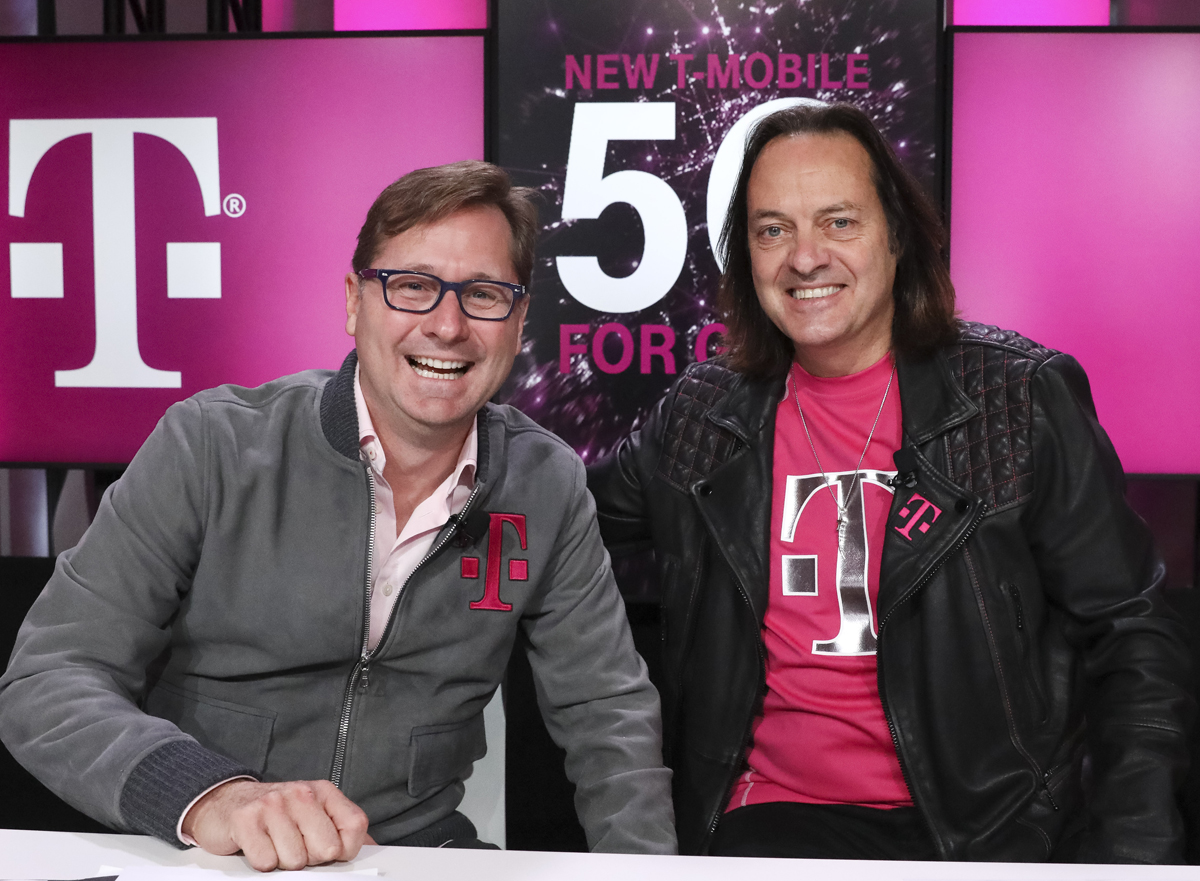 John Legere to step down as T-Mobile CEO, COO Mike Sievert will succeed him