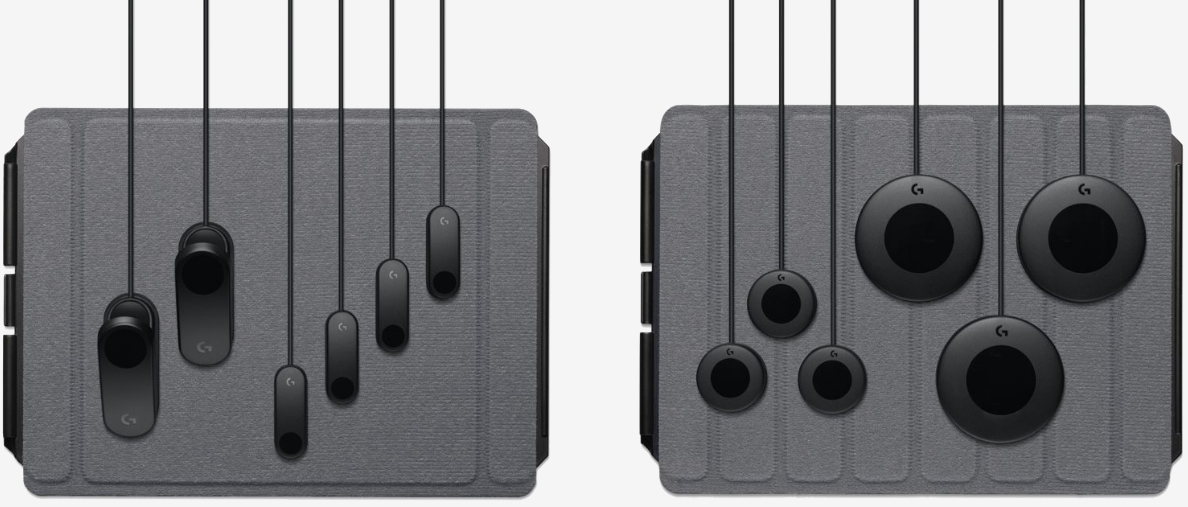 Logitech unveils expansion kit for Microsoft's Xbox Adaptive Controller