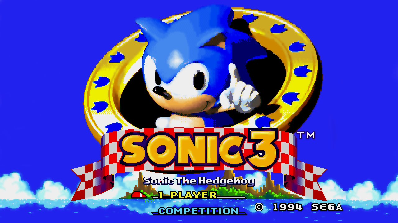 Sonic The Hedgehog 3 Prototype Discovered And Put Online For All