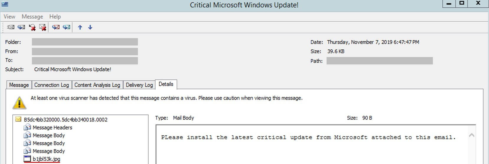 Beware of emails claiming to be from Microsoft 2019-11-20-image-6