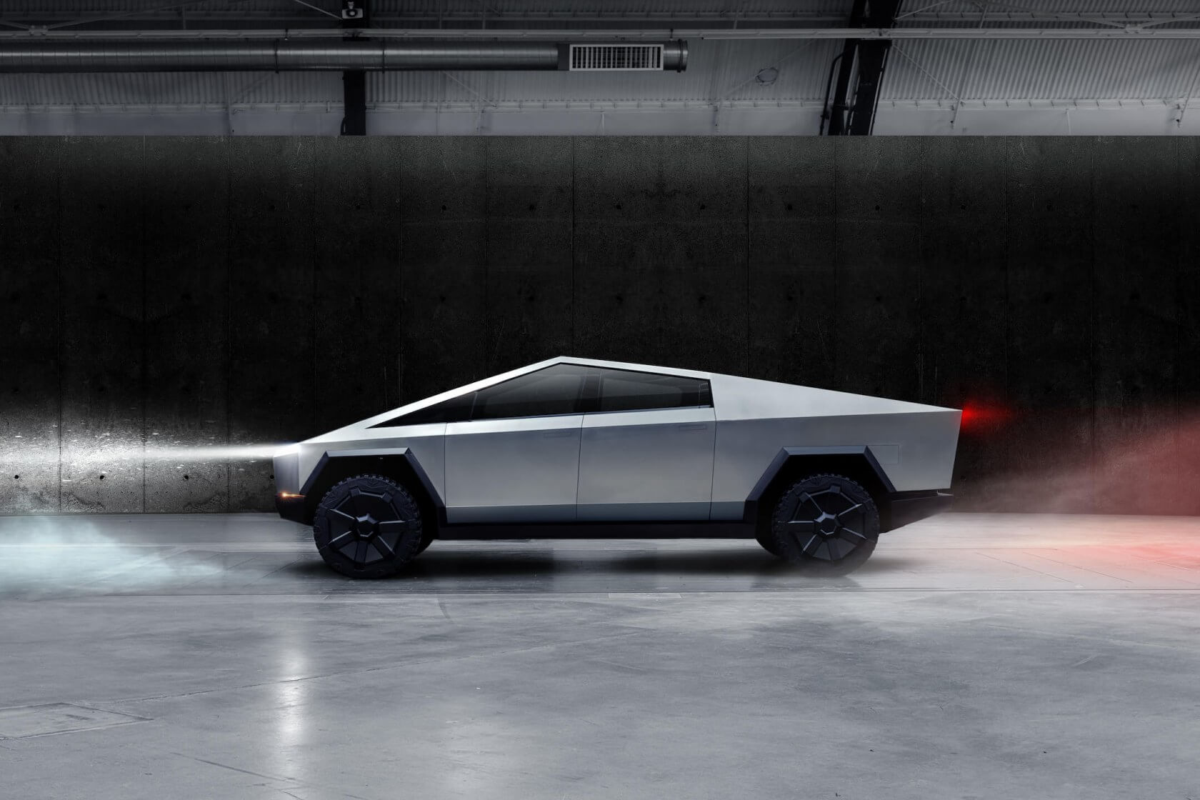 Tesla's futuristic Cybertruck revealed: up to 500 miles of range, can go 0-60 in 2.9 seconds