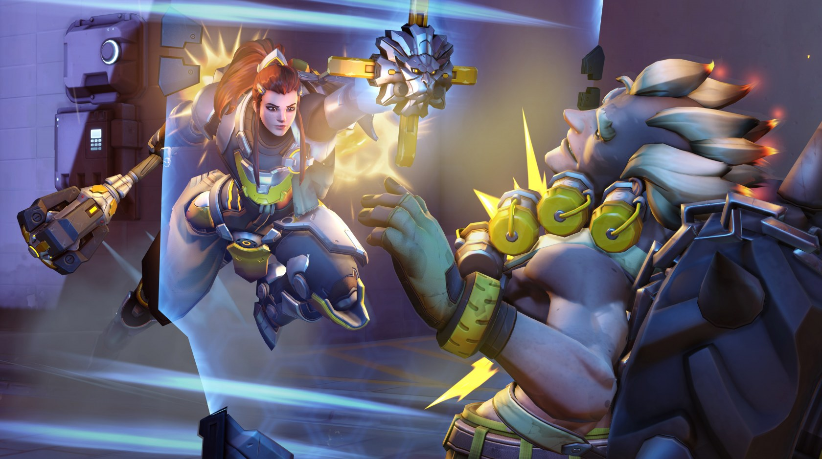 Overwatch is free-to-play until December 4 as part of Blizzard's Black Friday sale