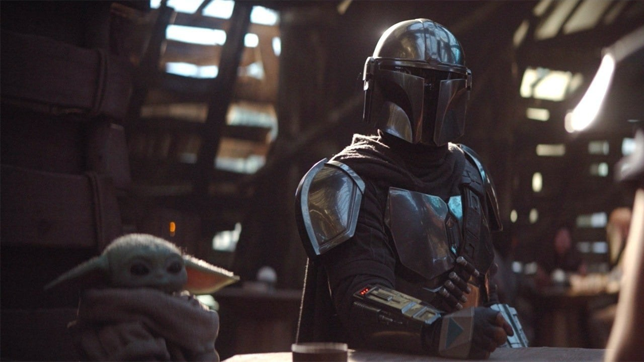 Disney uses Epic's Unreal Engine to render real-time sets in The Mandalorian