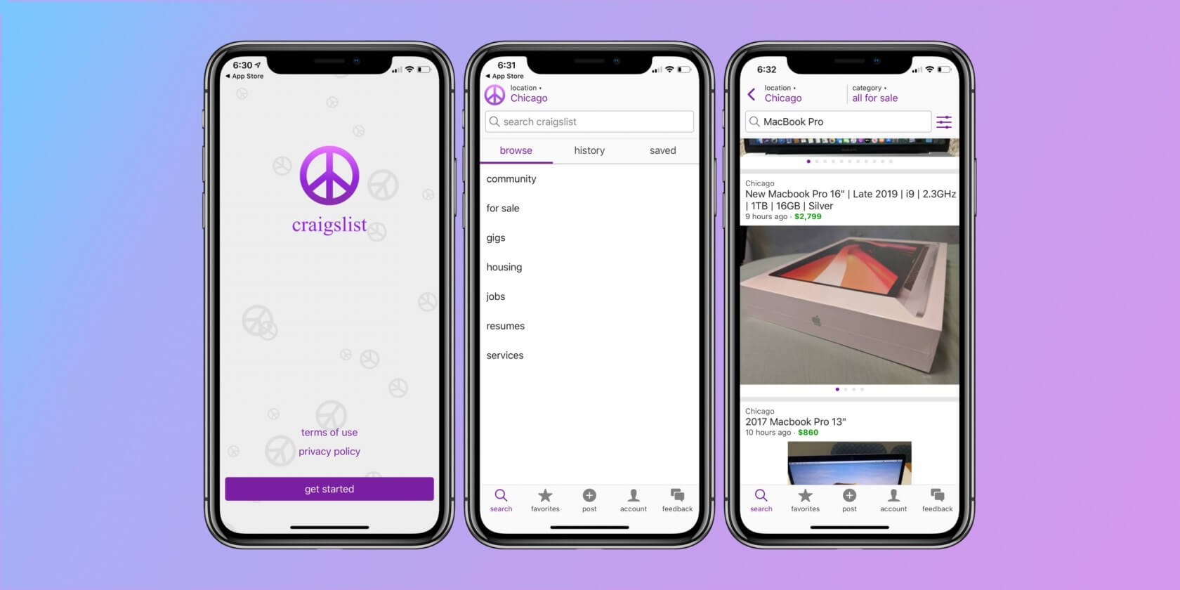 Craigslist has finally received its own mobile app